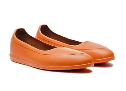 Klassiske oransje Swims Foto: Swims