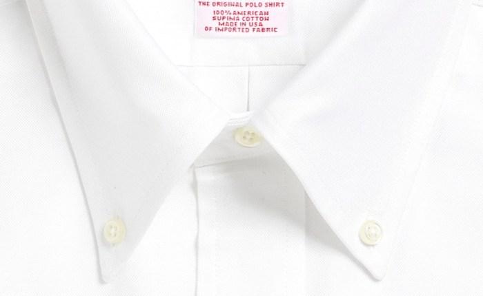 Button-down-skjorten