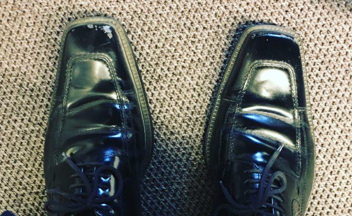 En podcast om sko