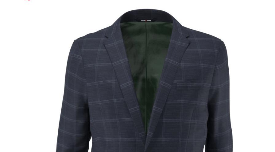Måleguide for skreddersydde skjorter   Tailor Store®