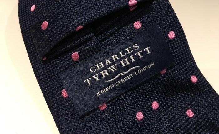Charles Tyrwhitt – min nye slipsfavoritt