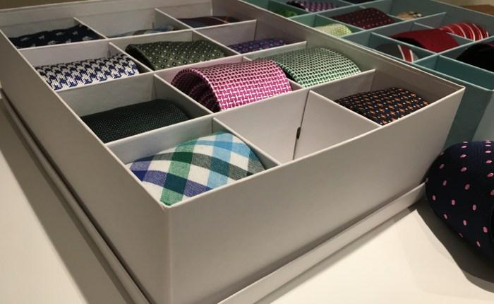 Oppbevare slips