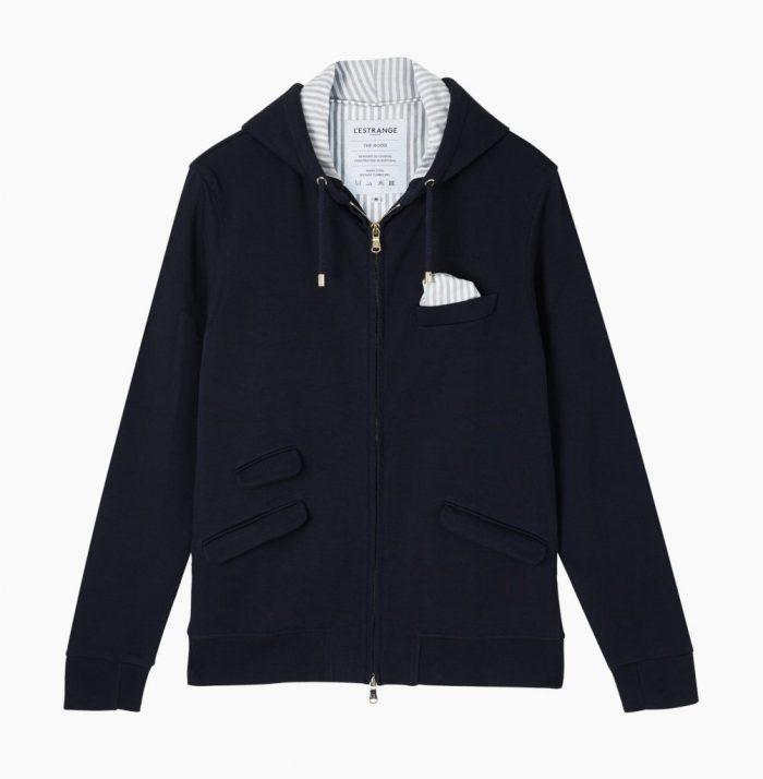 377d9a19 The Hood Jacket fra L'Estrange London