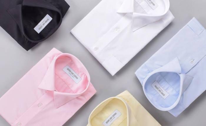 Målsydd skjorte fra Bombay Shirt Company