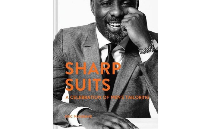 Boktips: Sharp Suits