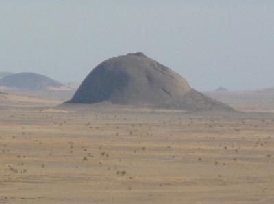 Breast-Shaped Hill (photo Nick Brooks)