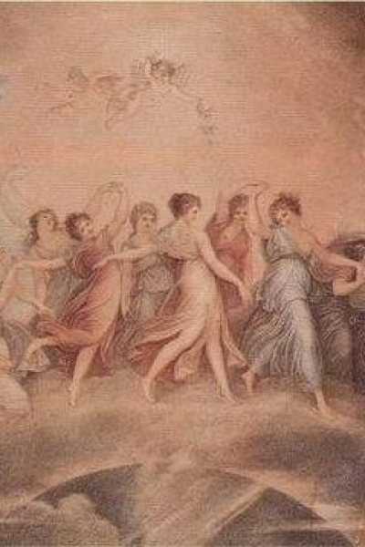 dance of the fairies, Richard Causway