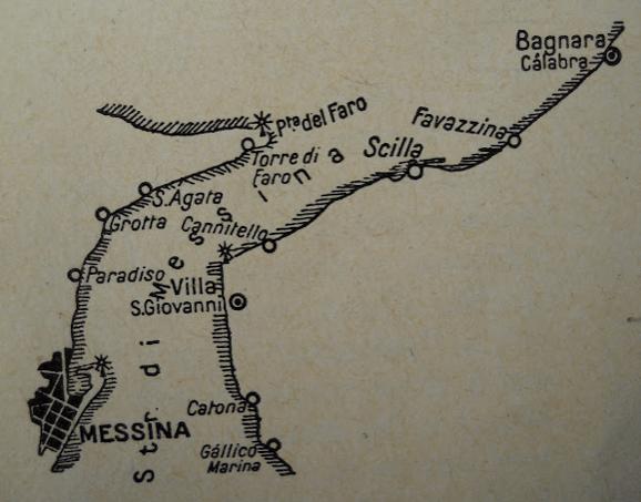 zone de chasse à l'espadon