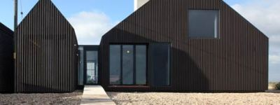 NORD-Architecture : Shingle House dans le Kent (GB)