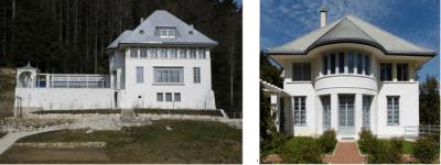 villa Jeanneret à La Chaux de Fond