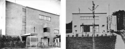 """villa Besnus, """"Ker Ka Ré"""" - Le Corbusier, 1922"""