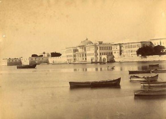 Alexandrie (Egypte) - Palais de Ras-el-Tin - vers 1875