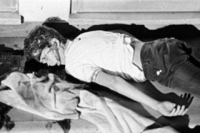 Franco Zecchin - Palerme, 1983 - Antonio Scardina, âgé de 11 ans, tué pour avoir vu les assassins de son père.