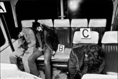 Franco Zecchin - Altofonte, 1979 - Triple meurtre dans le bus pour Palerme.