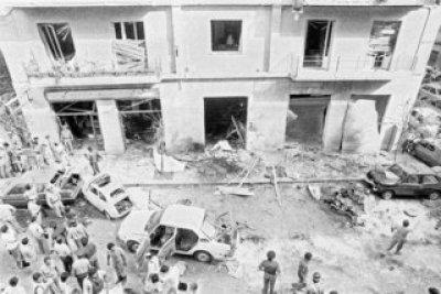 Franco Zecchin - Palerme 1983, massacre du juge Chinnici.