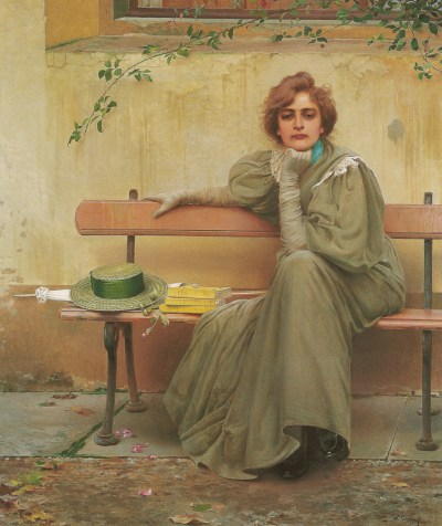 Vittorio_Matteo_Corcos_-_Dreams_-_1896