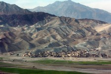 paysage afghan - photos Jim and Anna Gingras
