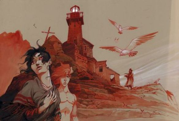 Bernard Yslaire - Sambre VI, le phare