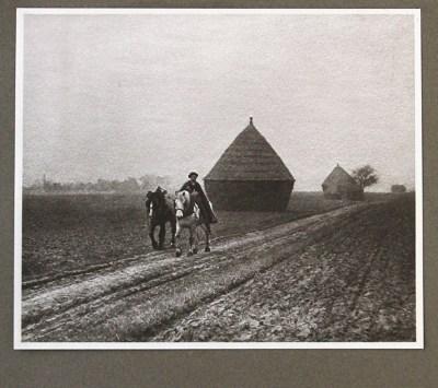 Retour du Travail, 1904 - photographe Antonin Personnaz