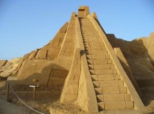 Ziggurat de Ur par PurpleSkercher 92