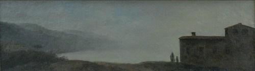 Pierre-Henri de Valenciennes - Paysage italien