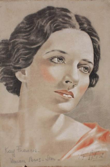 Kay Francis by Sergio Gargiulo, 1932