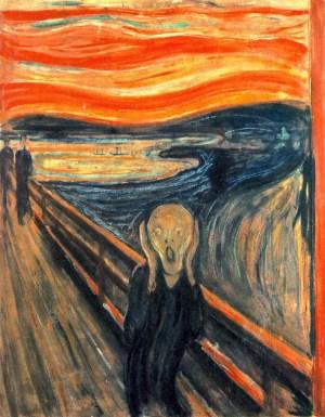 Edvard Munch - le Cri, 1893