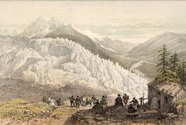 le Glacier des Bois (Mer de Glace)