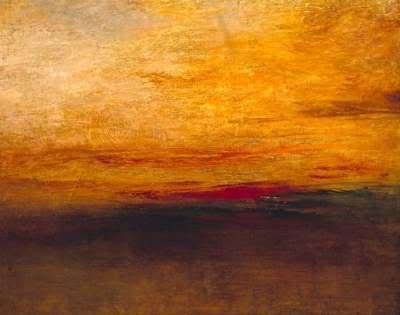 William Turner - Sunset