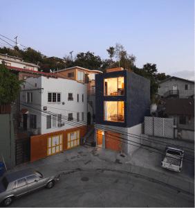 maison de ville à Los Angeles, CA, USA – Anonymous Architects, Simon Storey