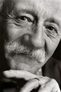 Maurice Chappaz (1916-2009) -photo Philippe Pache