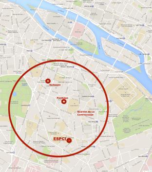 Paris - Nuit des Barricades du 10:11 mai 1968