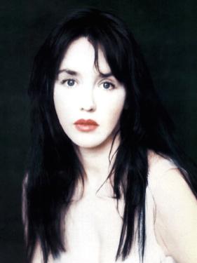 Isabelle Adjani - Vogue n°717, juin:juillet 1994 photo recadrée Paolo Roversi