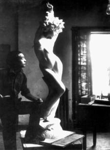 Isamu Noguchi, sculpteur