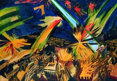 Ludwig Maidner - Paysage d'apocalypse, 1913 (2)