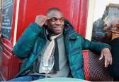 Ludovic Boumbas, 40 ans, congolais