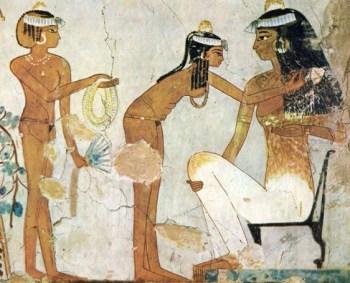Peinture-de-la-tombe-de-Djeserkaraseneb-