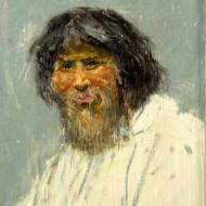 Ziegler Eustace Paul - Russian Priest