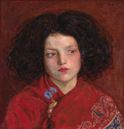 Ford Madox Brown - The Irizh Girl, 1860.jpg
