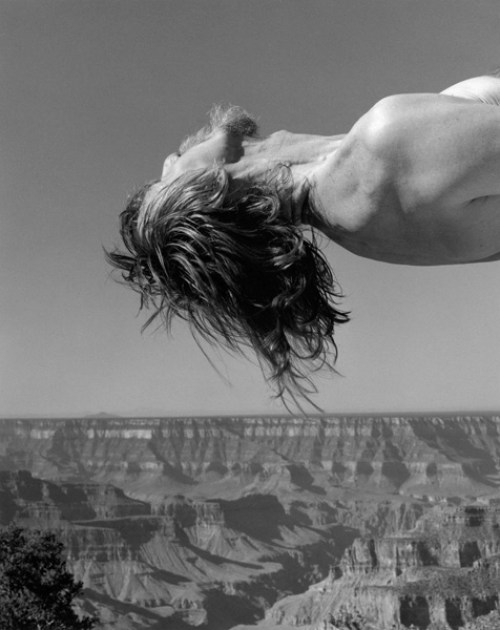 Arno Rafael Minkkinen, Grand Canyon, 1995