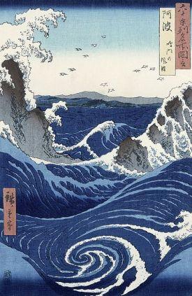 Katsushika Hokusai - View Of The Naruto Whirlpools At Awa.jpg