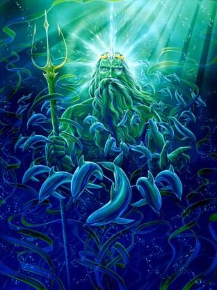 Neptune's World, Enki, Ea - Enki Speaks