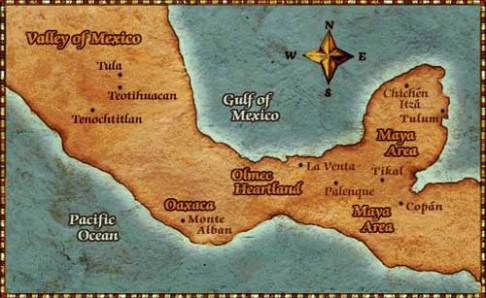 In Mexico, Anunnaki and their assistants started Teotihuacan ca 4000 BCE and the Aztec's Tenochtitlan aftter 1,400 CE