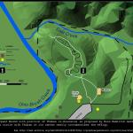 map centric ohio serpent mound