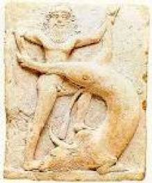 GilgameshHasSlainEnlilGuardBull