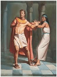 Joseph spurns masters wife