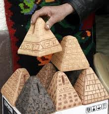 Pyramid Bosnia Runic writing on Bosnian Pyr