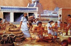 Nibiran Gods give technology