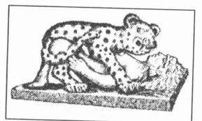 The night (jaguar) eats Kukuklan
