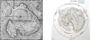 Ancient Antarctic Maps